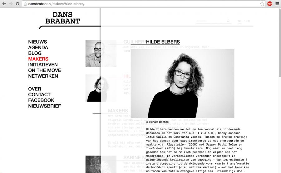 website dansbrabant